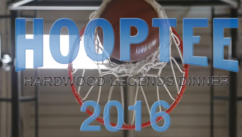 HoopTee CGC Hardwood Legends Dinner: 2016